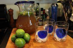 Mango White Tea Mojitos with Basil | Honest Tea