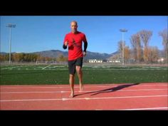 Born To Run Coach Eric Orton: Foot Strike and Knee Drive