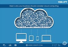 #CloudComputing #CloudPlatform #Technology Here's why your business should consider cloud computing.