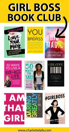 8 Books Every Blogger & Entrepreneur Should Read  + A No Obligation Book Club for Bloggers & Creatives