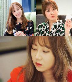 Gong Hyo JIn - Feathered bangs