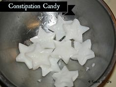 Do your little ones ever struggle with constipation? I know mine did, and occasionally still do, and it's painful for both of us when it happens. These little 'candies' are a perf…