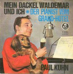 Paul Kuhn - Mein Dackel Waldemar und Ich / Der Pianist vom Grand-Hotel (1964)