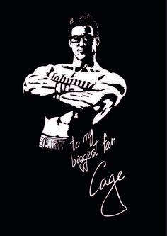 Джонни Кейдж (Johnny Cage). Персонаж Мортал Комбат (Mortal Kombat, Смертельная Битва).