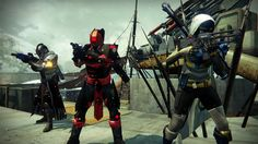 Everything you need to know about what's coming to 'Destiny' in 'Rise of Iron'