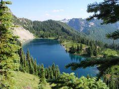 Eunice Lake, Tolmie Peak Hike