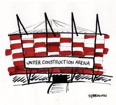 Under Construction Arena