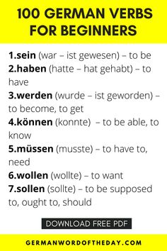 German Language Learning, Learn A New Language, Sentence Examples, Verb Tenses, Past Tense, Learn German, Economics, Languages, Grammar
