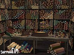 wand shop set Sims 2 downloads