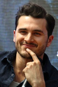 michael malarkey | Vampire Diaries Michael Malarkey