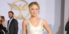 Jennifer Lawrence Mockingjay Premiere  - Cosmopolitan.com