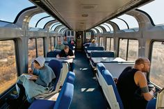 How to Spend 47 Hours on a Train and Not Go Crazy - NYTimes.com