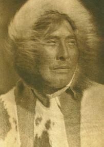 "1928  ""Nuktaya, King Island""   - Eskimo"