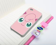 Jigglypuff Pokemon Phone Case for iPhone and by QueenAnneRevenge, $17.00