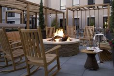 fire pit (terraza)