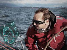 Afterguard HUD Sport Sailing Sunglasses » Yanko Design