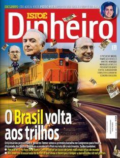Isto é Dinheiro - Brazil - Issue 989 - 19 Outubro 2016