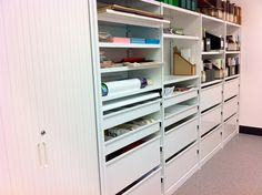 TIGS Library storeroom - Leanne Windsor
