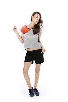 #oversize #sporty shorts