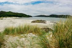 Elope to Scotland on locations like this beautiful white sand beach on the West Coast of Scotalnd Beach Elopement, Less Is More, Scottish Highlands, White Sand Beach, Couple Photography, West Coast, Scotland, Adventure, Outdoor