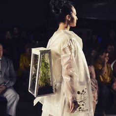 earthy backpack romanian designer