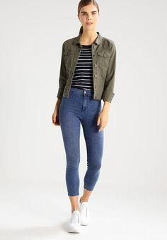 f6a333751ba ONLWESTA - Giacca di jeans - kalamata - Zalando.it