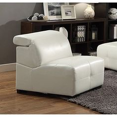 Coaster Darby Armless ChairWhite * You can get more details by clicking on the image.Note:It is affiliate link to Amazon. #black