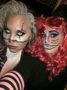 #PrettyClown #GangstaClown #ChesireCat #CatMakeup #ClownMakeup #HalloweenMakeup