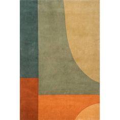Momeni New Wave Tibet Area Rug, Multicolor