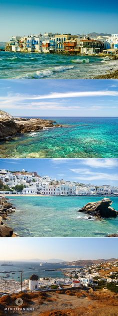 Mykonos, one of the most chic and sought after holiday destinations in Greece. For luxury hotels in Mykonos visit http://www.mediteranique.com/hotels-greece/mykonos/