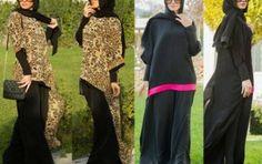 Salaş Tunik Modelleri