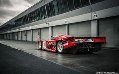 Race Car Classic Vehicle Racing Germany Le-Mans LMP1 Porsche Kremer-962C 4000x2500 (6) wallpaper background