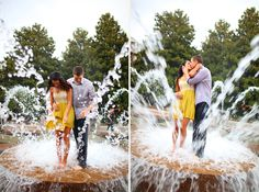 Want a picture just like this! Engagements Photos taken in Downtown Historical Charleston by Studio 1250