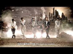 EXO-M_HISTORY_Music Video (Chinese ver.)