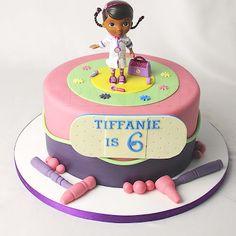 doctor mcstuffins cake - Google Search