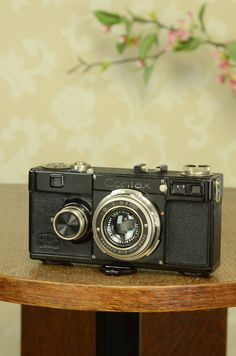 SUPERB! 1934 Zeiss Ikon Contax I, FRESHLY SERVICED
