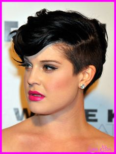 cool Short buzzed haircuts women