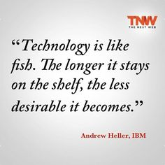 Technology and fish