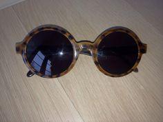 Morgenthal Frederics Genuine Horn Webster Sunglasses