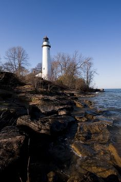 #Lighthouse / Redman, Port Hope, #MI, US http://www.flickr.com/photos/puremichigan/4823643253/in/set-72157627369438021