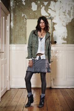 Lagenlook - dänische Mode von Munthe plus Simonsen, Culture, Replace