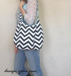 Over the Shoulder Hobo Bag. Large Purse. Design your Own Boho bag. Chevron. Corduroy. Polka Dots. Suede. Animal Prints. and now Linen blends by SmiLeStyles on Etsy https://www.etsy.com/listing/151501491/over-the-shoulder-hobo-bag-large-purse