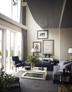 Jackson Square Duplex  Living  Contemporary by Steven Gambrel