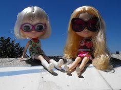 Voor hele hordes fans zijn Blythe-poppen een vaste waarde in hun bestaan. Moest je de typische Amerikaanse poppen met beweegbaar oogmechanisme uit...