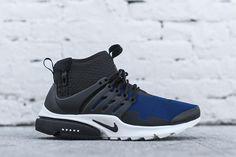 Nike Air Presto Mid SP in Black & Obsidian - EU Kicks: Sneaker Magazine