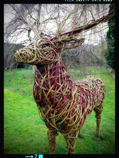 Wood you believe these creations? Tree-mendous willow artwork wows at RHS Flower Show Tatton Park | Mancunian Matters