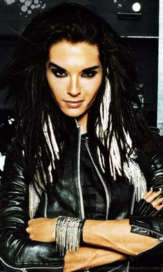 (Bill Kaulitz) - as Riley, who, according to beta readers, is the *best* character. :)