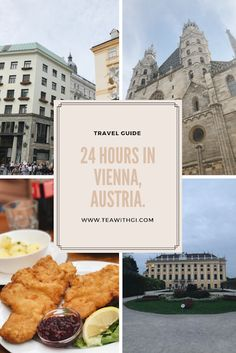 1 day in Vienna definitely isn't enough time, but if you've on a tight schedule then this is my guide to making the most of a day in Vienna, Austria. Budapest, Windmills In Amsterdam, Travel Guides, Travel Tips, Places To Travel, Places To Go, Vacation Destinations, Vacations, Austria Travel