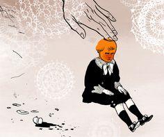 Jillian Tamaki incredible and different illustration