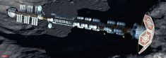 Research Ship Endurance by Drell-7 on DeviantArt